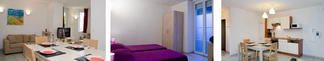Location séjour curiste résidence Ambroise Paré à Lamalou-Les-Bains