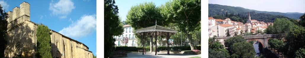 Locations de séjours curistes 4 étoiles Lamalou-Les-Bains