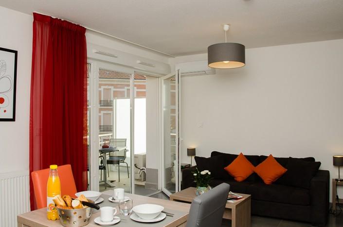 Location meublé séjour curiste Lamalou-Les-Bains