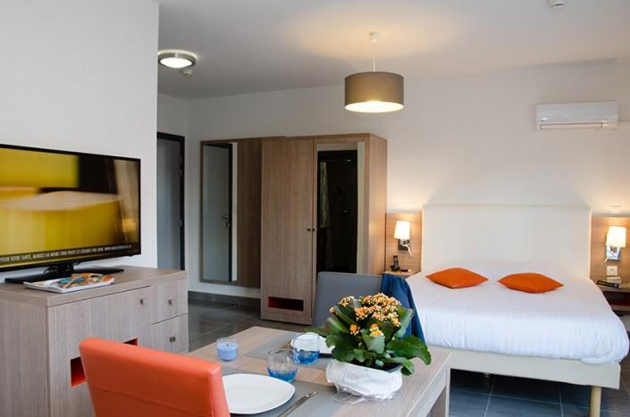 Location appartements meublés 4 étoiles à Lamalou-Les-Bains